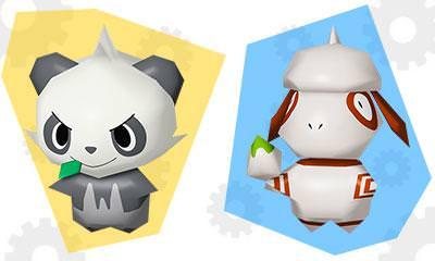 Códigos de Pancham y Smeargle y precios de 'Pokémon Rumble World'