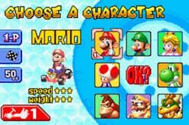 MKSC personajes