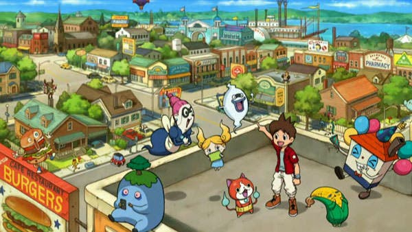 Anunciado 'Yo-kai Watch 3' para Nintendo 3DS en la Level 5 Vision