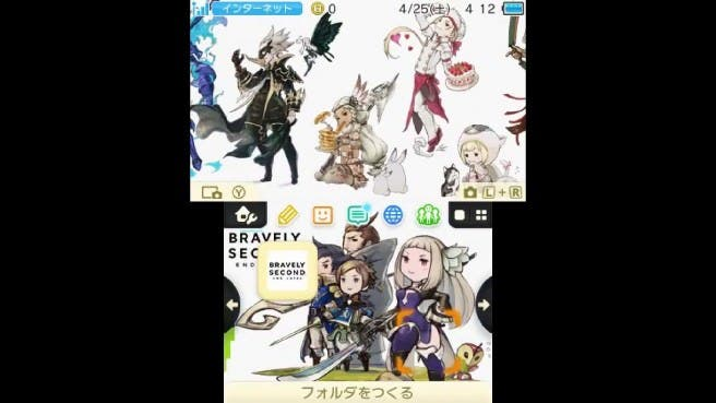 Temas de 'Bravely Second: End Layer' para 3DS y primeros minutos de juego