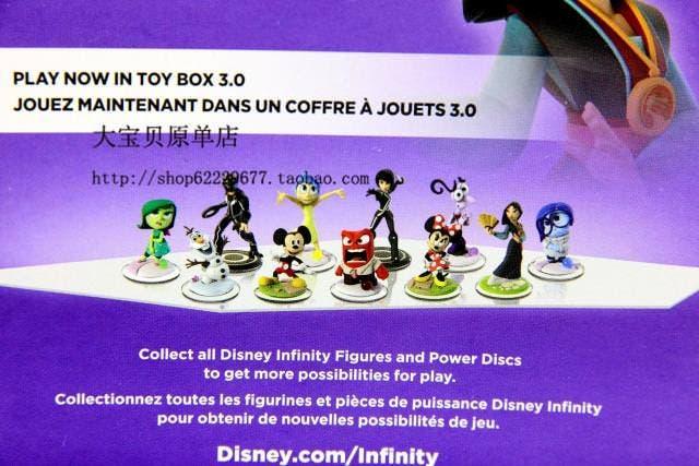[Rumor] Filtrados los primeros personajes de »Disney Infinity 3.0»