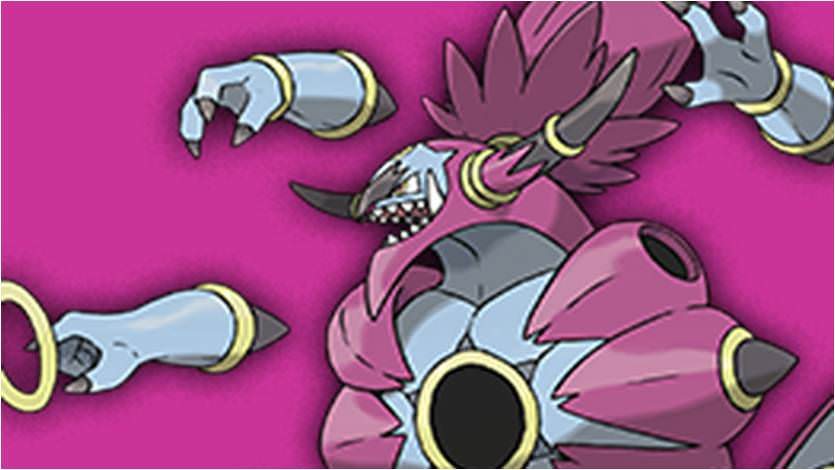 Nuevo tráiler de 'Pokémon the Movie: Hoopa and the Clash of Ages'