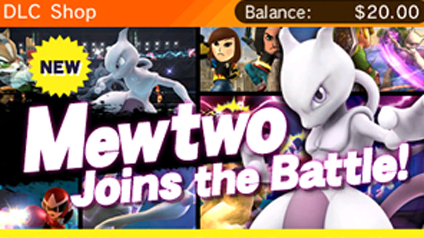 Ya se encuentra disponible el parche 1.7 para 'Super Smash Bros for 3DS/Wii U'