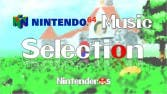 nintendo 64 music selection