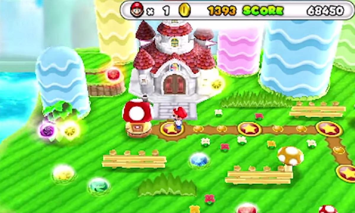 puzzle & dragons super mario 2