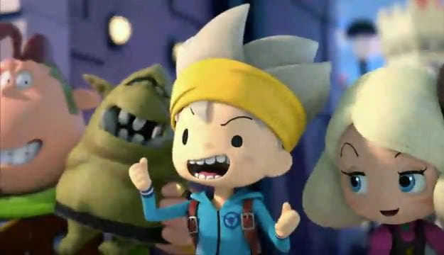 Nuevo arte conceptual de 'The Snack World' e información sobre la Level 5 Vision 2016