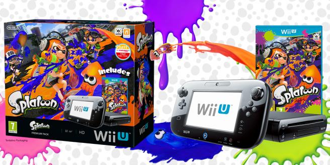 Nintendo UK muestra nuevas ofertas de 'Splatoon' y vemos sus amiibo de cerca