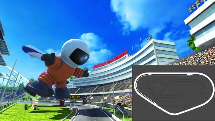 Nuevos detalles, imágenes y gameplay de 'The 90's Arcade Racer'