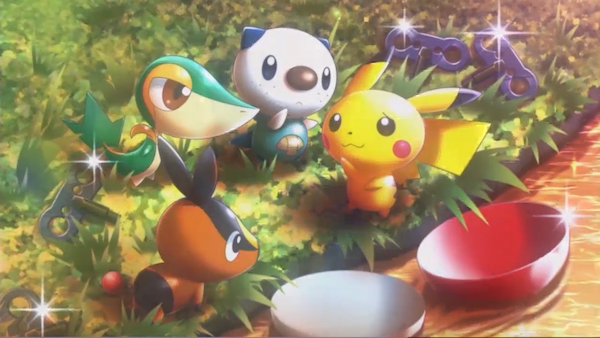 'Pokémon Rumble World' llegará en formato físico a Japón próximamente