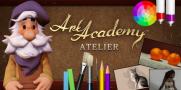 Salen a la luz nuevos detalles de 'Art Academy: Atelier'