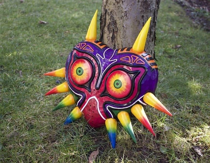 Nueva campaña de Kickstarter para réplicas de la máscara de Majora
