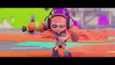 Explosión de tinta con la nueva arma de 'Splatoon'