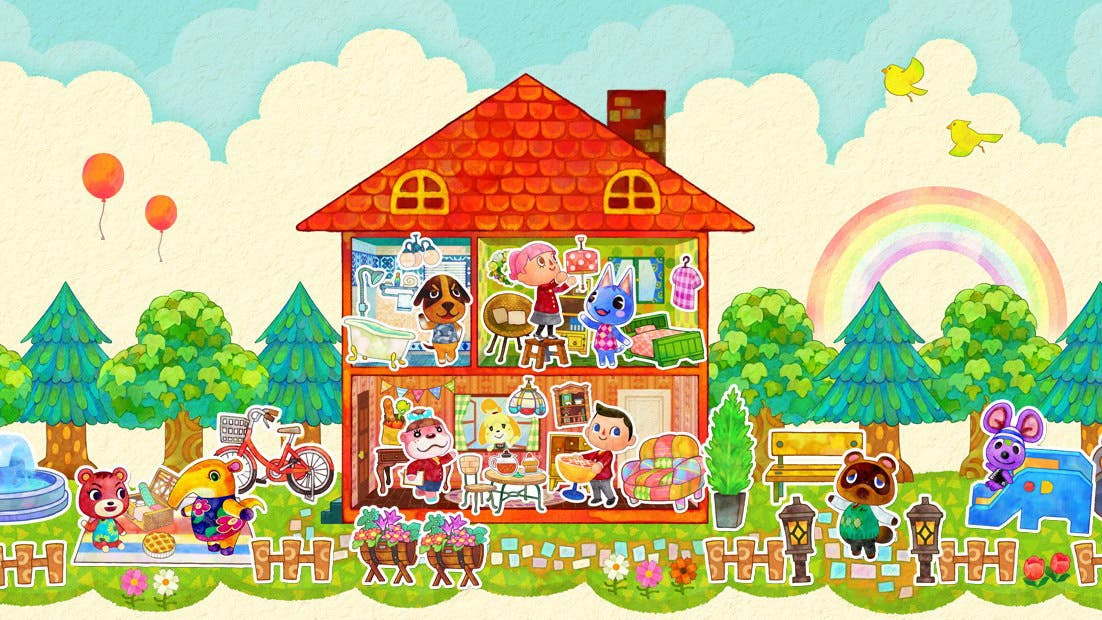'Animal Crossing: Happy Home Designer', rebajado a 20$ en la eShop americana