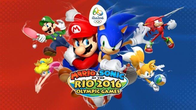 'Mario & Sonic en los Juegos Olímpicos: Rio 2016' y 'Chibi-Robo! Zip Lash' confirmados en Occidente