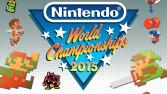 Premios y horarios del Nintendo World Championships 2015