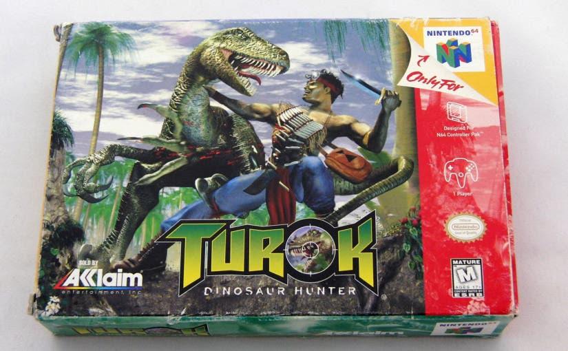 Night Dive Studios podría estar trabajando en un remake de 'Turok' de N64