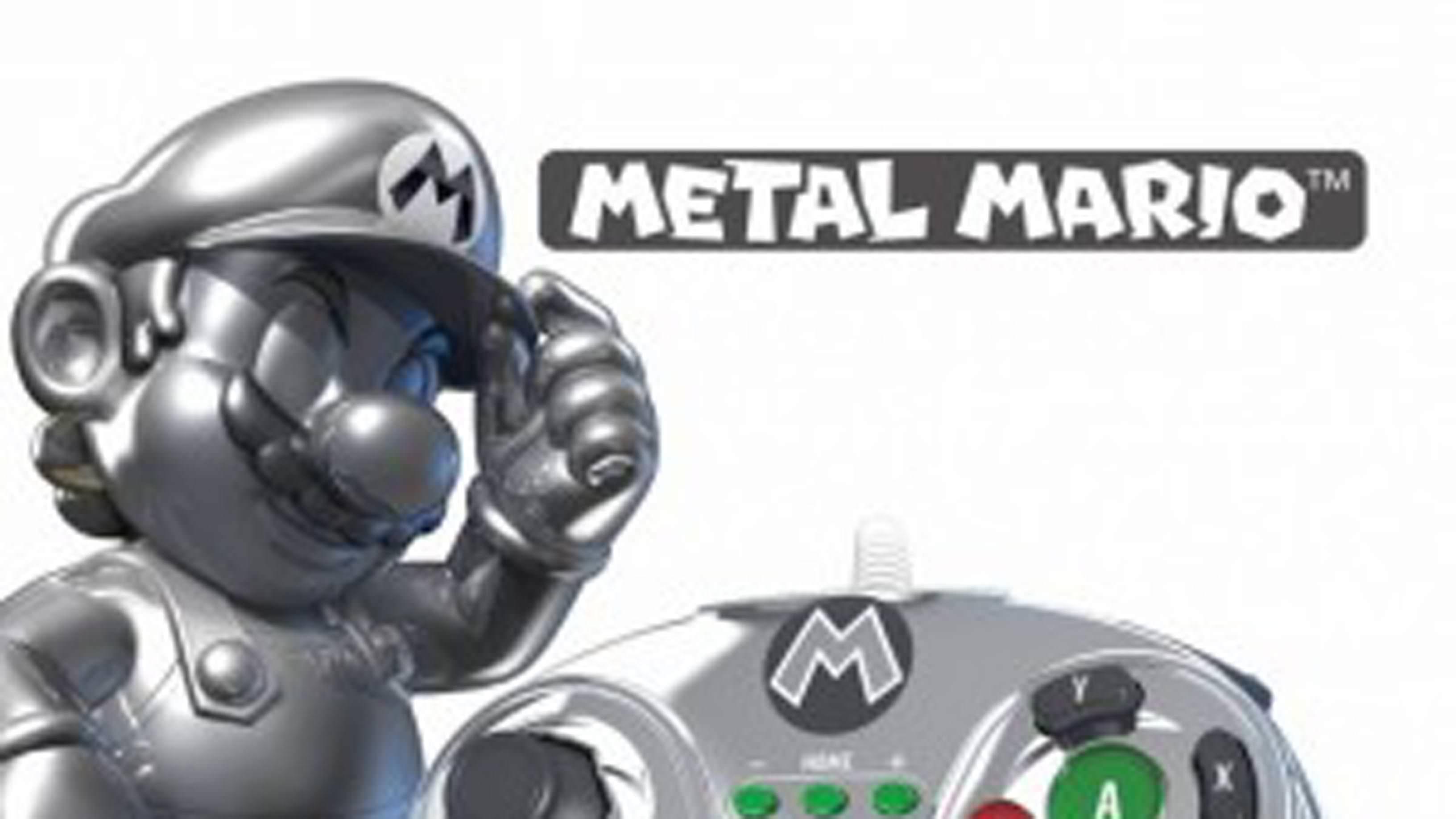 Nuevas imágenes de los mandos inspirados en Metal Mario, Samus Zero y Toad