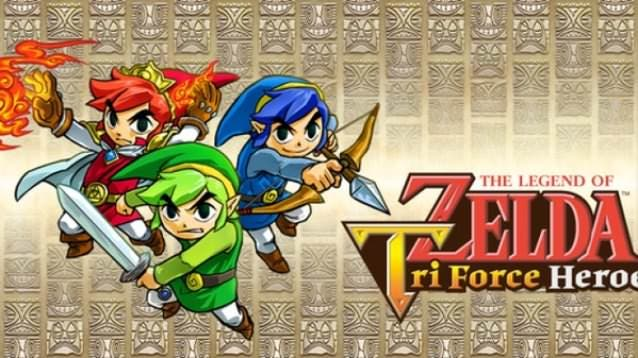 'The Legend of Zelda: Tri Force Heroes' tendrá multijugador competitivo