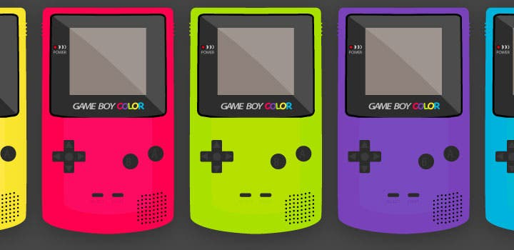 gameboy-color-vectores-gratis