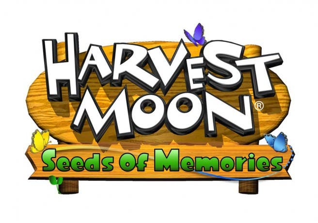 Echa un vistazo al primer gameplay de 'Harvest Moon: Seeds of Memories'