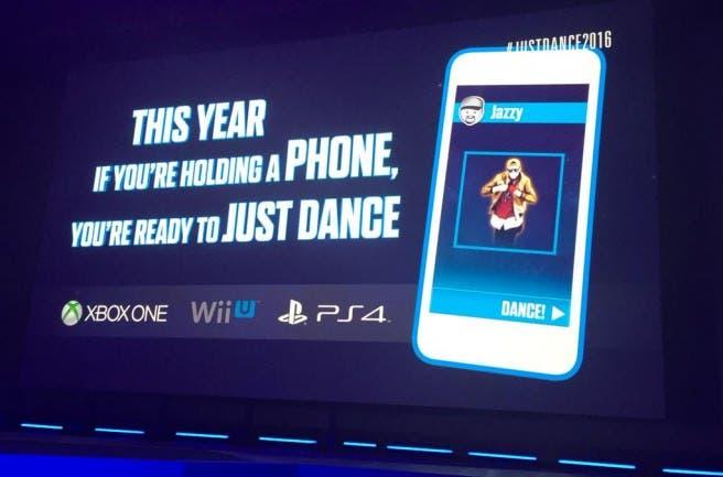 'Just Dance 2016' llegará a Wii y Wii U