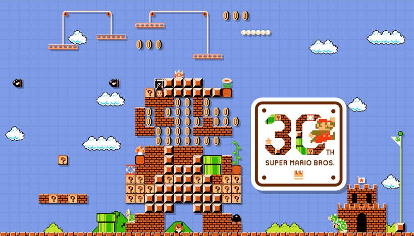La enciclopedia de 'Super Mario Bros.' llegará a Occidente