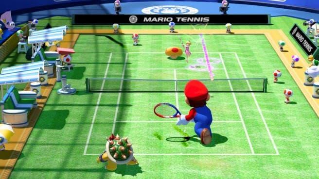 Nintendo anuncia 'Mario Tennis Ultra Smash' para Wii U