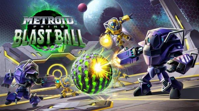 [Impresiones] Probamos 'Metroid Prime: Blast Ball' en el E3