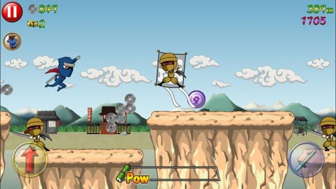 Natsume traerá 'Ninja Strike' a Wii U
