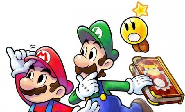 'Mario & Luigi: Paper Jam Bros' llegará a Japón el 3 de diciembre