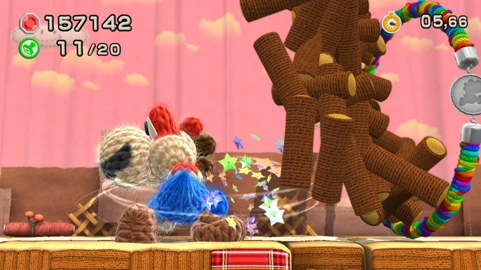 Nintendo pretende alcanzar tanto al público hardcore como al infantil con 'Yoshi's Woolly World'
