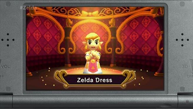 El director de 'Zelda: Tri Force Heroes' nos explica por qué no incluyeron personajes jugables femeninos