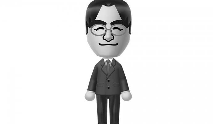 Homenaje y premio honorífico a Iwata en los 19 premios D.I.C.E.