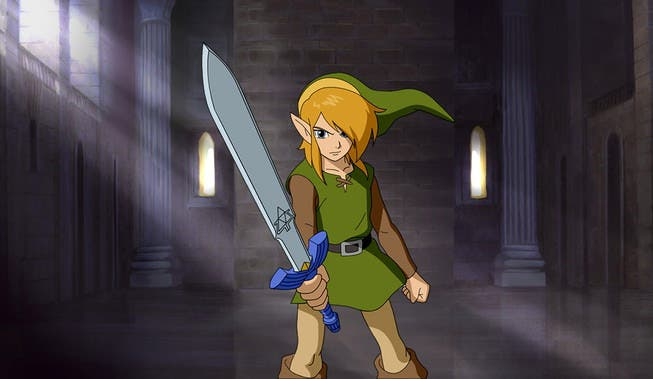 Fans crean un Kickstarter para financiar una serie de animación de 'The Legend Of Zelda'