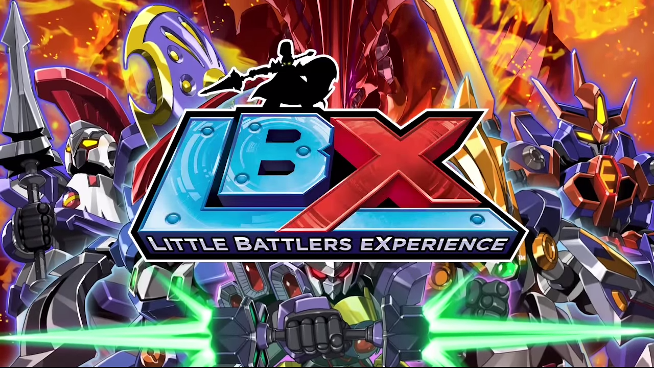 Nuevo vídeo gameplay de 'LBX: Little Battlers eXperience'
