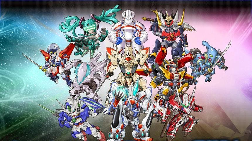 Ronda de análisis de Famitsu: 'Super Robot Wars BX', 'Tetrabot And Co.' y más (4/8/15)
