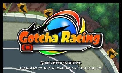 Nuevo vídeo gameplay de 'Gotcha Racing'