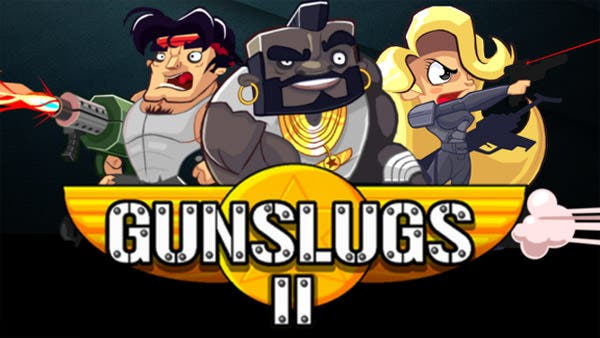 Tráiler de lanzamiento de 'Gunslugs 2' y 'Adventure Time: Finn and Jake Investigations'