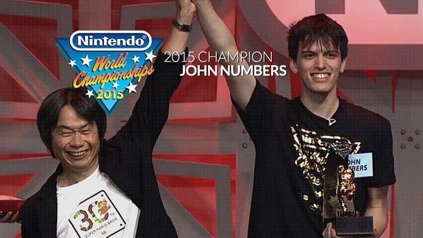 El ganador de los Nintendo World Championships habla sobre su experiencia, su preparación y más