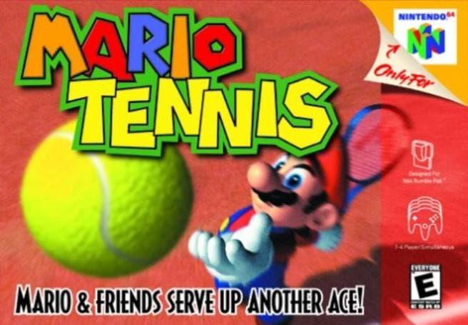 'Mario Tennis' llegará mañana a la Consola Virtual de Wii U en Norteamérica