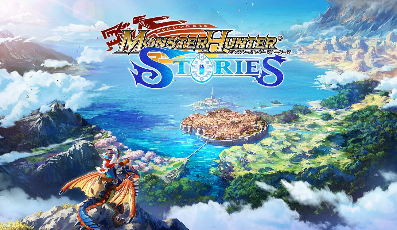 Capcom muestra nuevos vídeos de 'Monster Hunter Stories'