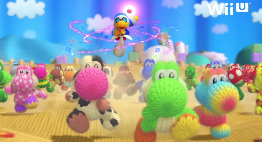 Famitsu otorga un notable alto a 'Yoshi's Woolly World' y 'Yo-kai Watch Busters' (7/7/15)
