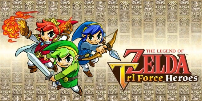 'The Legend of Zelda: Tri Force Heroes' tendrá una guía de estrategia