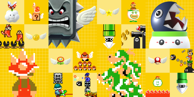 Recrean el juego 'Flappy Bird' en 'Super Mario Maker'