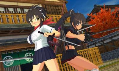 Cifras de ventas de 'Hatsune Miku: Project Mirai DX' y 'Senran Kagura 2: Deep Crimson' en EE.UU.