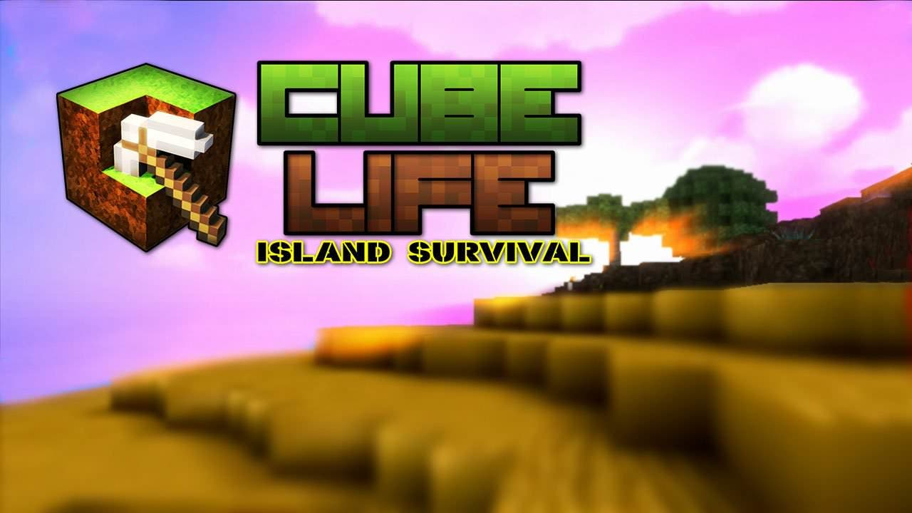 'Cube Life: Island Survival HD', en desarrollo para Switch