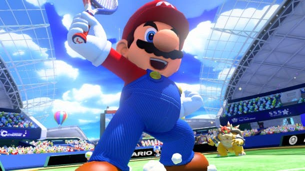 Nuevos gameplays de la Gamescom 2015: 'LEGO Dimensions', 'Mario Tennis: Ultra Smash' y más