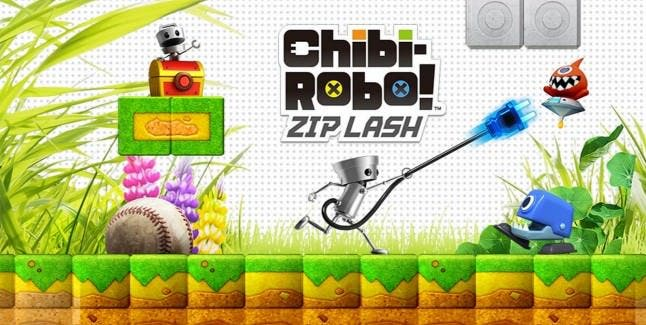 Ya disponible la demo de 'Chibi-Robo! Zip Lash' en Europa