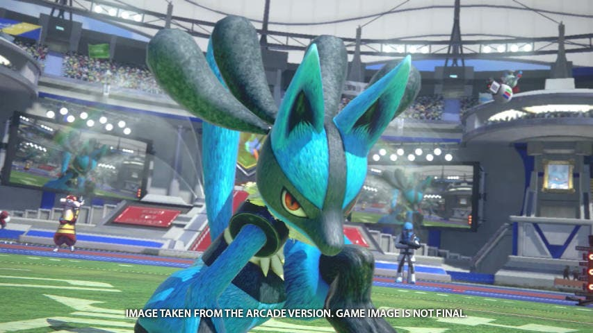 Nuevos detalles e imágenes de 'Pokkén Tournament' para Wii U