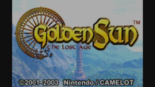 Nintendo lanza el tráiler de 'Golden Sun: The Lost Age'